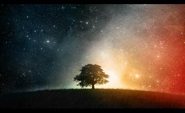Galaxies Wallpaper HD