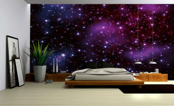 Galaxy Wallpaper for Bedroom