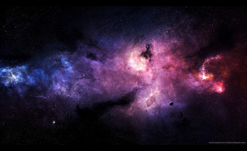 Galaxy Wallpapers 1366x768
