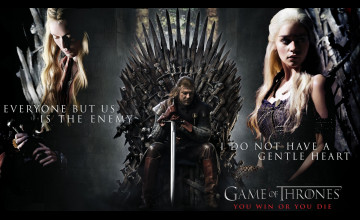 Game of Thrones Official Wallpaper