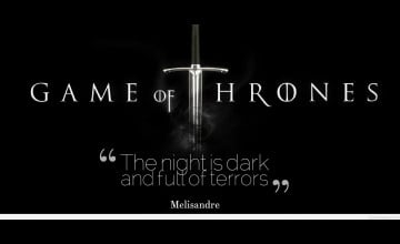 Game Of Thrones Quotes Wallpapers