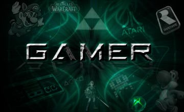 Gamer Wallpaper for My Desktop