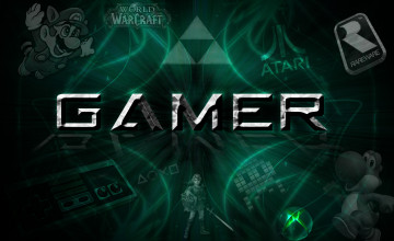 Gamers Wallpaper