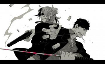 Gangsta Manga Wallpaper