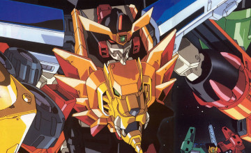 GaoGaiGar Background