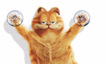 Garfield The Cat Wallpaper