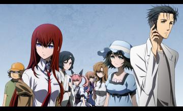 Gate Anime Wallpaper