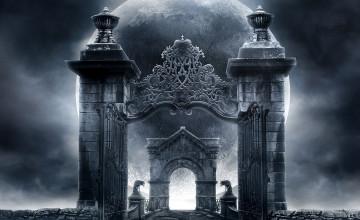 Gate Wallpaper
