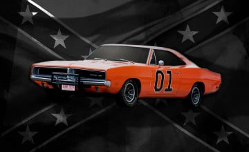 General Lee Wallpaper