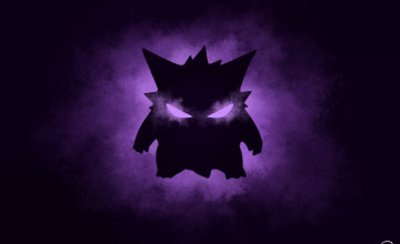 Gengar Wallpaper iPhone