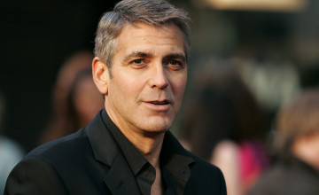 George Clooney Celebrity Wallpapers