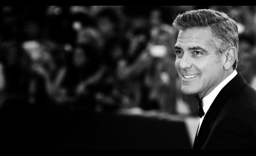 George Clooney Wallpaper Smile