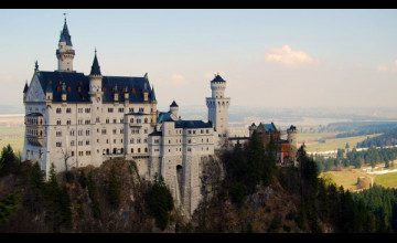 German Castles Free Wallpapers