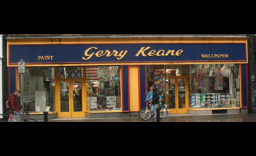 Gerry Keane Wallpaper Talbot Street