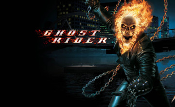 Ghost Rider Wallpapers for Desktop