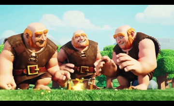 Giant Clash Of Clans Wallpapers