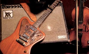 Gibson Firebird Wallpaper