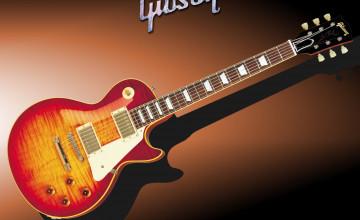 Gibson Guitar Wallpaper