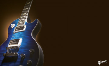 Gibson Guitar Wallpapers Free