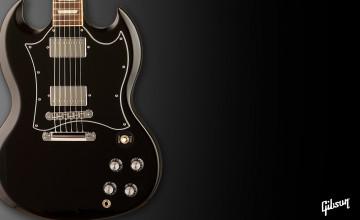 Gibson SG Wallpaper