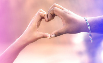 Girl And Boy Hands Love Wallpapers