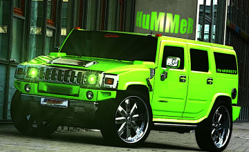 Girls Hummers Wallpapers
