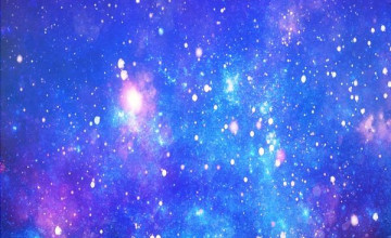 Girly Galaxy Wallpaper