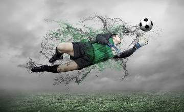 Goalkeeper Wallpaper