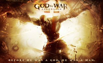 God Of War 4 Wallpaper