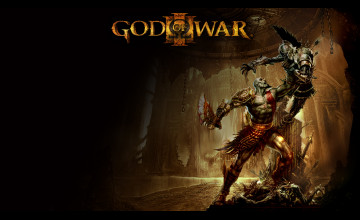 God Of War Wallpaper Hd