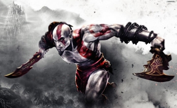 God of War Wallpaper Kratos