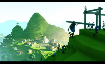 Godus Wallpaper