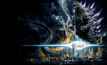 Godzilla Wallpaper Download