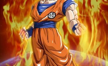 Goku God Wallpapers