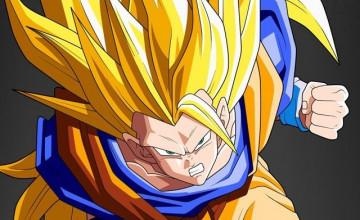 Goku iPhone Wallpaper