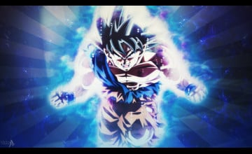 Goku Master Ultra Instinct Wallpapers