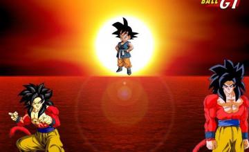 Goku Ssj4 Wallpapers