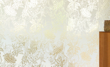 Gold and Cream Wallpaper