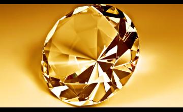 Gold Diamond Wallpaper