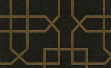 Gold Trellis Wallpaper