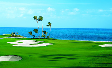 Golf Course Pics Wallpaper