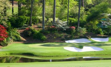 Golf Desktop Wallpaper Augusta