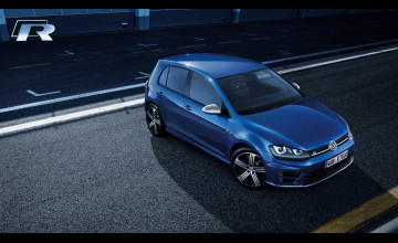 Golf R Wallpaper