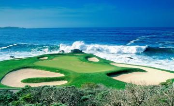 Golf Screen Wallpaper