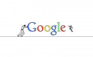 Google Free Wallpaper for Desktop