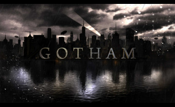Gotham HD Wallpaper