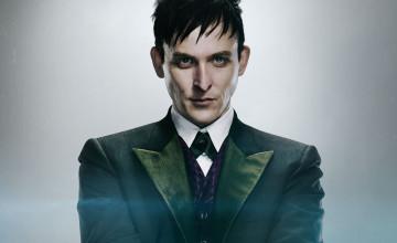 Gotham Penguin Wallpaper