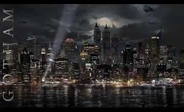 Gotham Season 2 Wallpaper