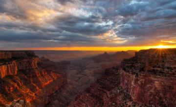 Grand Canyon Free Desktop Wallpaper