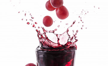 Grape Juice Wallpapers
